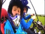 Dad Captures Country Kids' Buggy Drive Fun