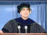 Dying College Professor Gives Inspiring Speech