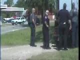 Dashcam Video Shows Arrest Of Dylan Roof