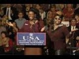 Diamond And Silk Speak In Fayetteville NC. A Couple Of Deplorables