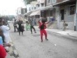 Dancers Dance In The Hood With Their Own Version Of Thriller