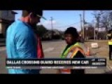 Dads Buy Crossing Guard New Car After His Gets Repossessed