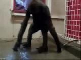 Dancing Ape
