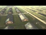 Drone View Of Auschwitz Concentration Camp