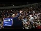 Donald Trump Rally In Cincinnati, OH 7-6-16