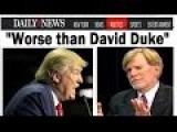 David Duke On Donald Trump!