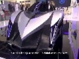 Devel Sixteen 16 World's Fastest Car At Dubai Motor Show 2013