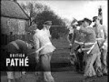 Dance Of The Plough Stots At Goathlands 1939