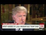 Donald Trump On Hillary Clinton She Has A Lot To Hide