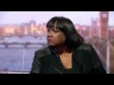 Diane Abbott Car Crash Interview On Vanishing Labour Voters