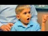 Deaf Boy Hears For The First Time