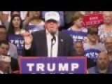 Donald Trump Tries To Gain Support From Black African American Community
