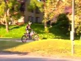 Dirtbike Trolls Go And Tear-Up An Exclusive Golf Club And Flee!! LOL