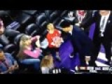 Did Bulls' Derrick Rose Just Steal This Kid's Jersey?