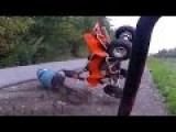 Dirtbike Quad Crashes - A Compilation