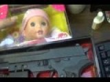 Demon Doll Loves It's Gun