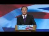 David Cameron Raps