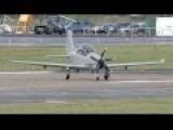 Diamond Aircraft DART-450 World Premiere At Farnborough Airshow 2016