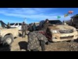 Democratic Forces Start Spring Offensive In Syria | SDF YPG TAK