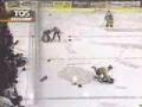 Donald Brashear Hands Out A Beat Down