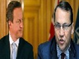 David Cameron 'F**ked Up' Over European Union, Polish Foreign Minister Radoslow Sirkorski Says