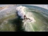 Drone Footage Of Surfing . Aerials . 15 Second Teaser
