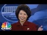 Donald Trump Picks Elaine Chao For Secretary Of Transportation