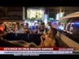 Dutch Drug-crazed Tourist Rearranges Pattaya Policeman's Lip And Restaurant