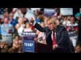 Donald Trump Holds Rally In Des Moines, IA 9 13 16
