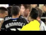 David Beckham Fight Vs. San Jose Earthquakes Game