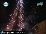 DUBAI Burj Khalifa New Year Celebration 2014