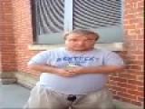 Drunk Midget Poops Pants