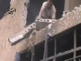 Damascus Rescue Mission Under The Rubble