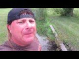 Donnie Baker Gives The Finger In His Latest River Confessions