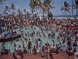 Durban Beach Chaos