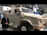 DSEI 2015: Rheinmetall MAN Military Vehicles – Survivor R Protected Field Ambulance Configuration