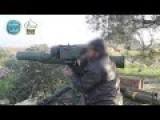 Double Impact Jabhat Al Nusra & Army Of Fateh Twin Two Missle Action Against Assadist TankSex Fortification Implementation