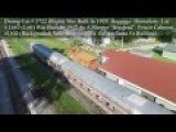Drone Footage Of The West Florida Railroad Museum