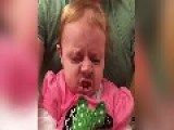 Drunken Bearded Baby Gets Emotional