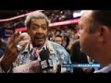 Don King Stands With Trump At Convention