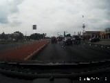 Dashcam - Car Rear Ended
