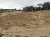 Dune Boarding Fail