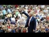 Donald Trump Rally In Richmond, VA 6-10-16