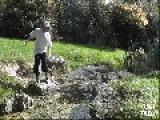Dog Mimics Break Dancer In Acrobatic Display
