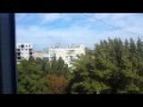 Donetsk Airport - Grad Rocket Attack