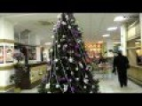 Donetsk Prepares For The New Year And Christmas