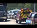 Dallas Fire Deparment And Police Ambushed