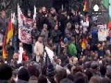 Dresden Holds First PEGIDA Protest Since Founder's 'Adolf Hitler' Photo Blunder