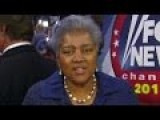 DNC Chair Donna Brazile Pummeled Over Leaked Debate Question