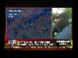 Dorner Assumed Dead - Cabin Burning
